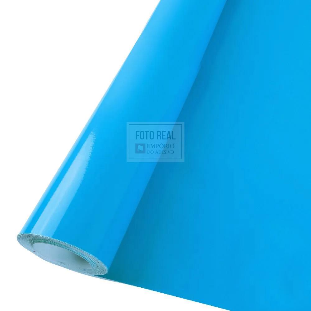 Adesivo Gold Max Azul Ceu 1,22m x 1,00m