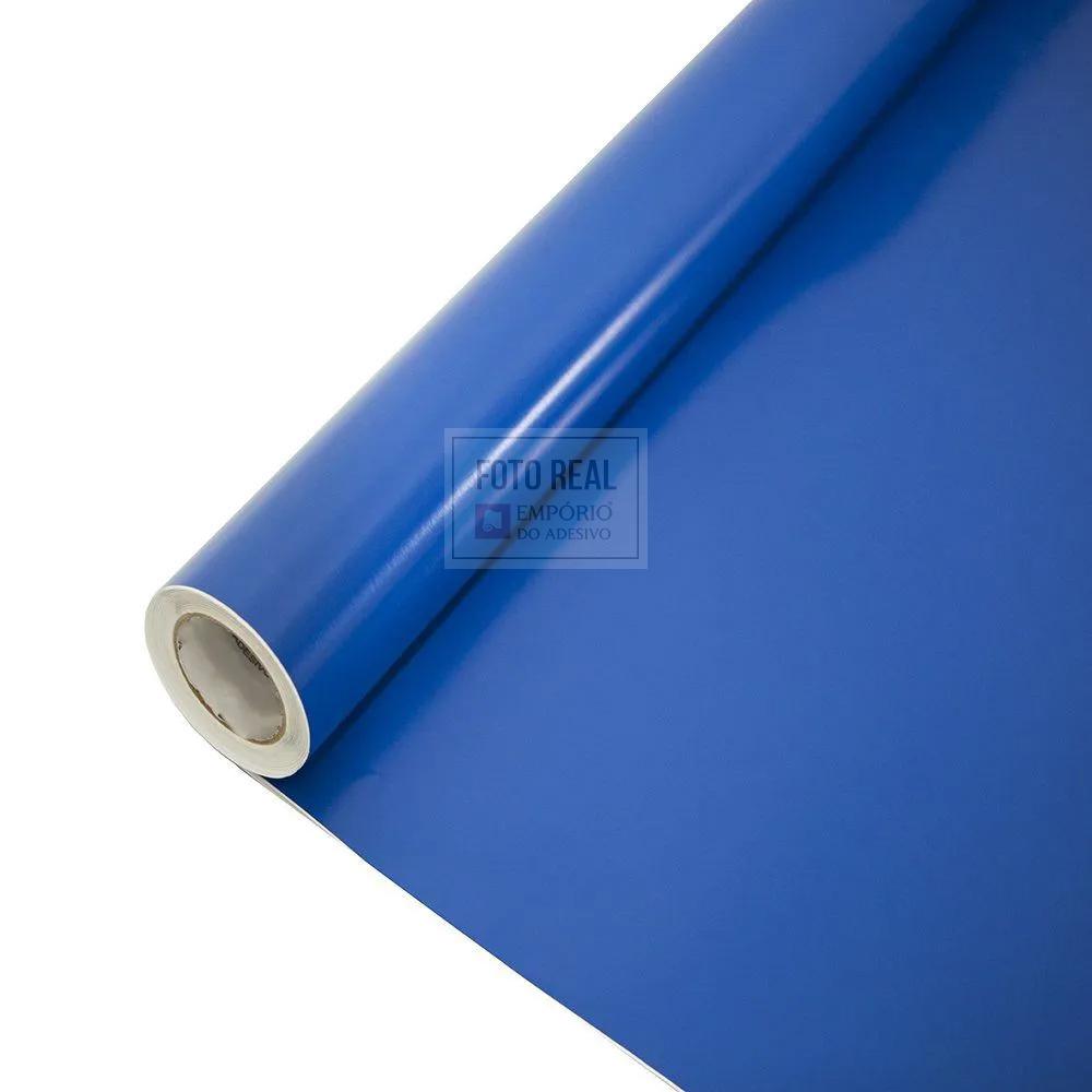 Adesivo Gold Max Azul Rivieira 1,22m x 1,00m