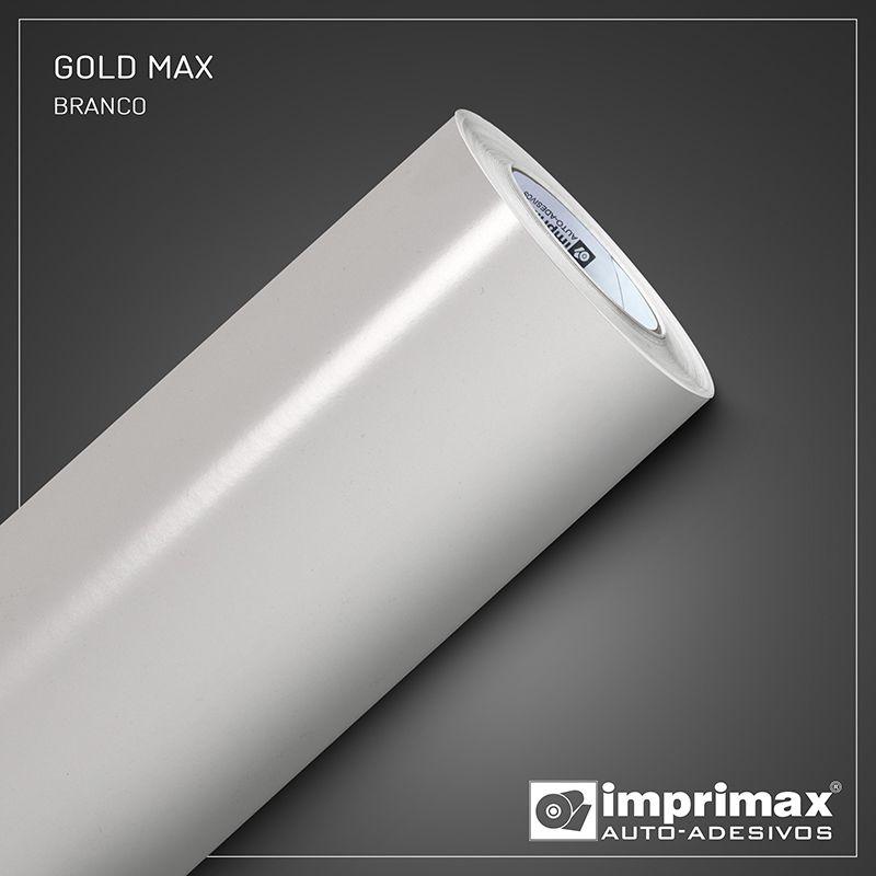 Adesivo Gold Max Branco 0,61m x 1,00m