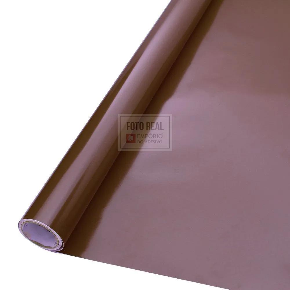 Adesivo Gold Max Chocolate 1,22m x 1,00m