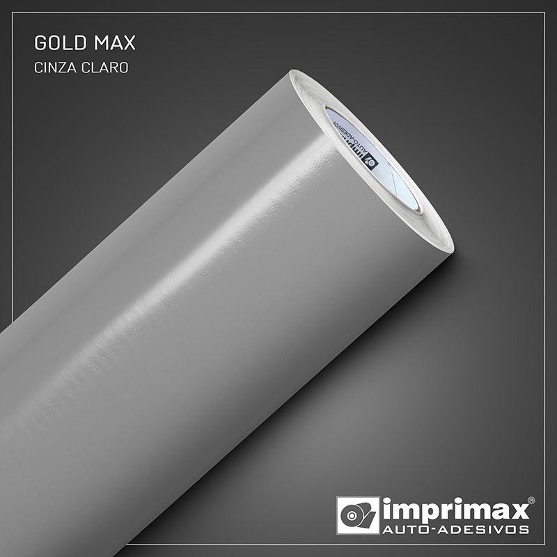 Adesivo Gold Max Cinza Claro 1,22m x 1,00m