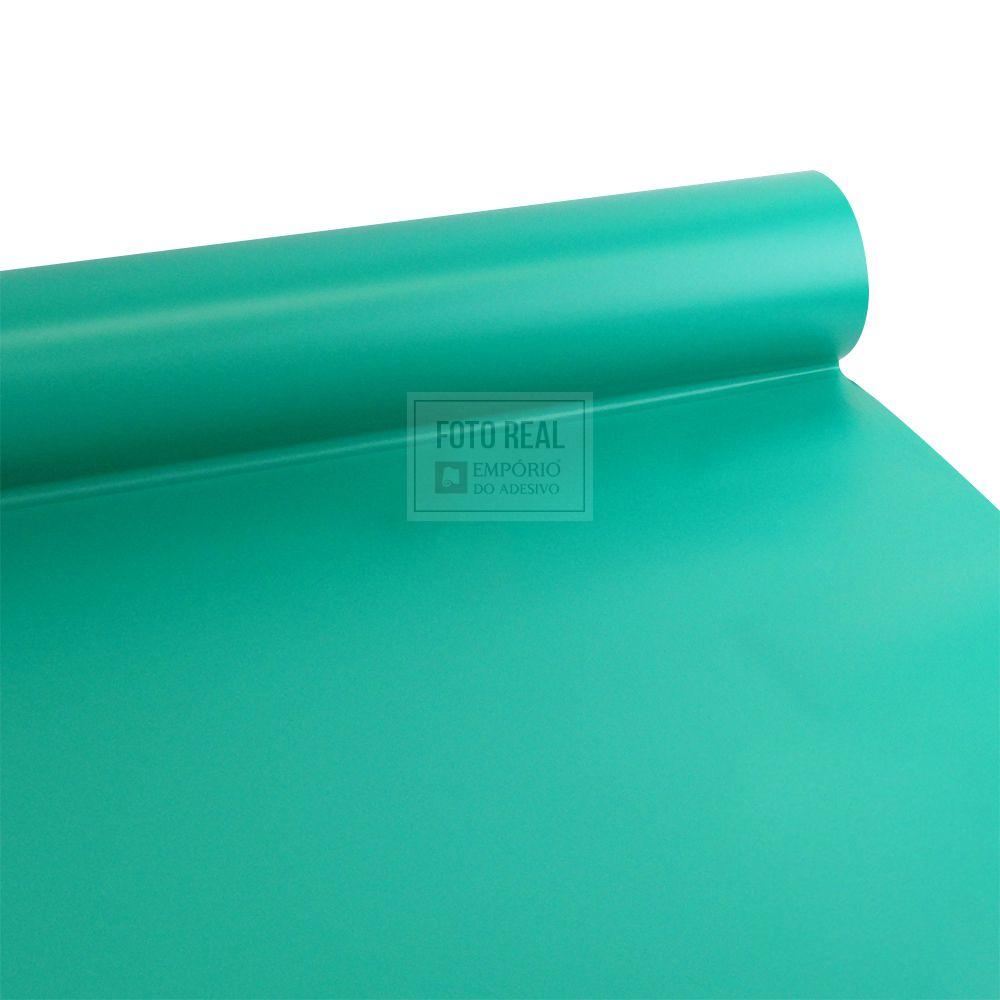 Adesivo Gold Max Fosco Verde Agua 1,22m x 1,00m