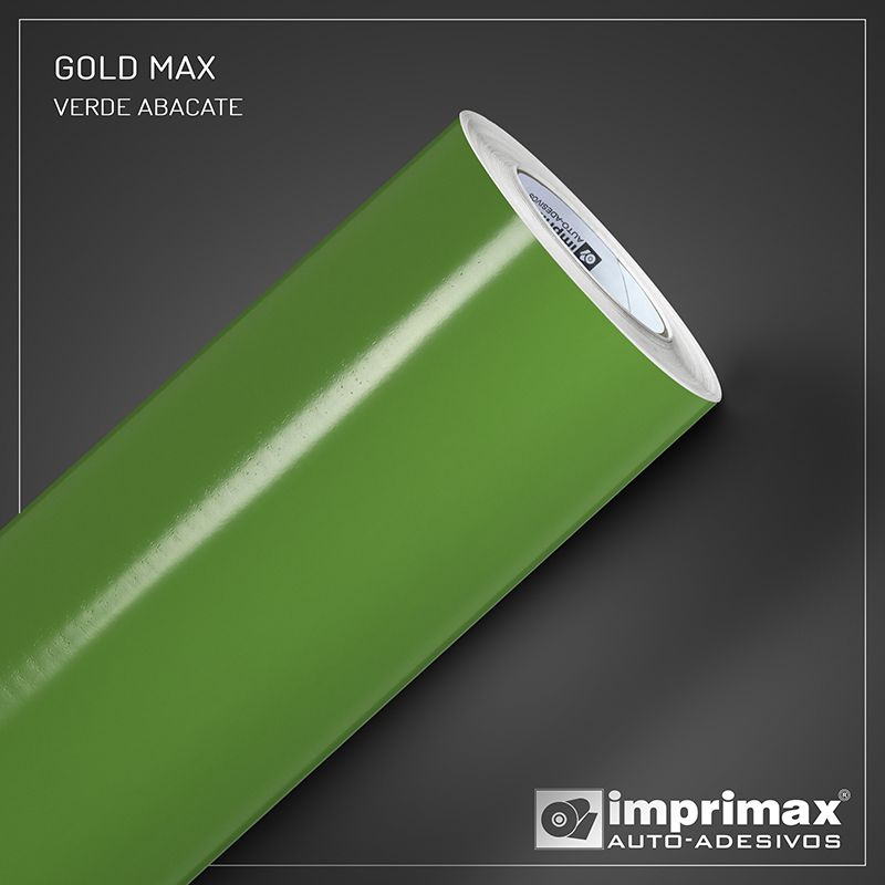 Adesivo Gold Max Verde Abacate 1,22m x 1,00m