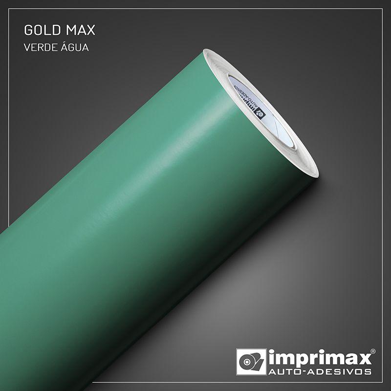 Adesivo Gold Max Verde Agua 1,22m x 1,00m