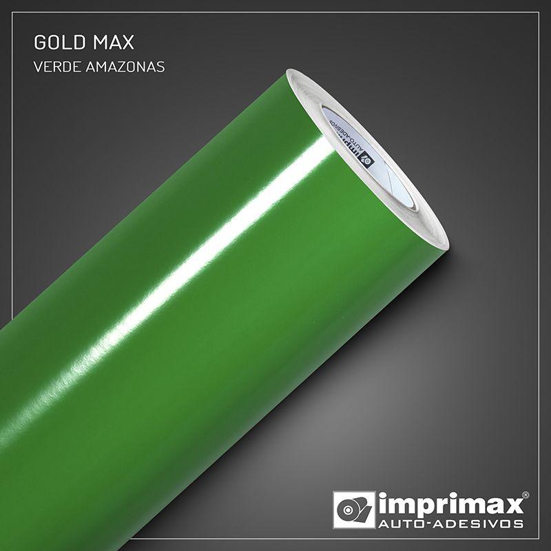 Adesivo Gold Max Verde Amazonas 1,22m x 1,00m