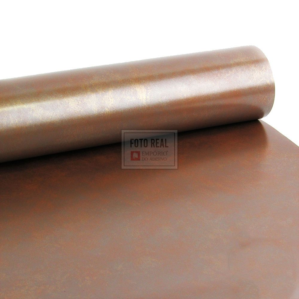 Adesivo Gold Metal Cortem Ferrugem 01 1,22m x 1,00m