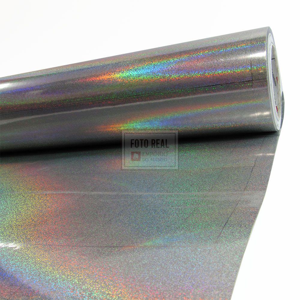 Adesivo Holografico Pingo 0,50m x 1,00m