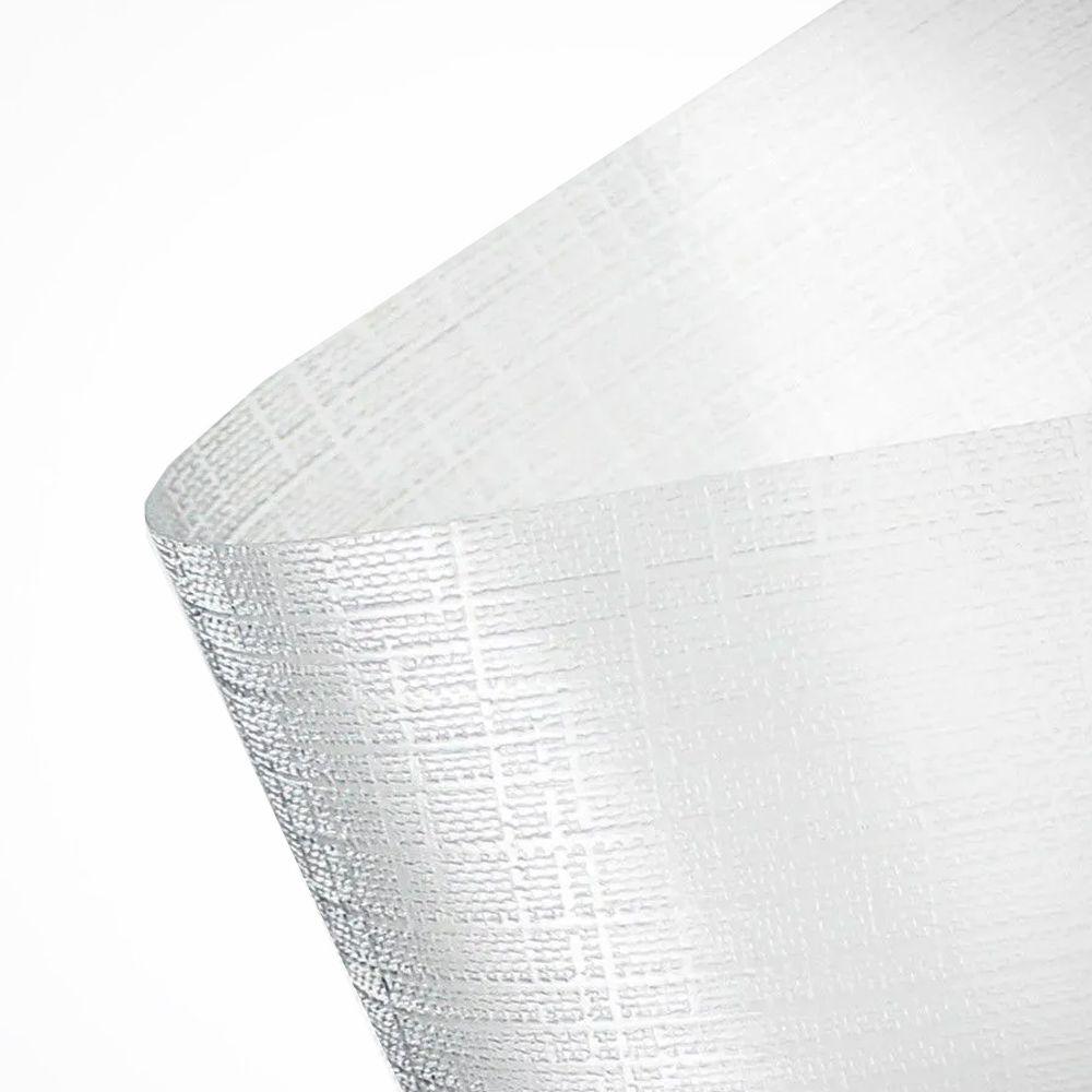 Adesivo Jateado para Vidro Linho 1,22m x 1,00m