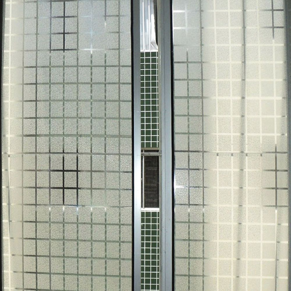 Adesivo Jateado para Vidro Quadra 1,22m x 1,00m