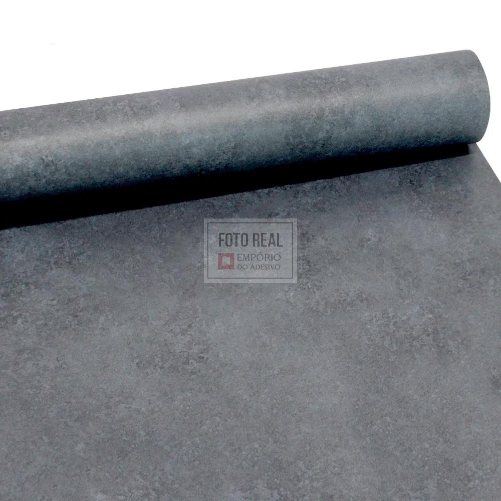 Adesivo Lavável Fosco Cimento Queimado 0,58 x 1,00m