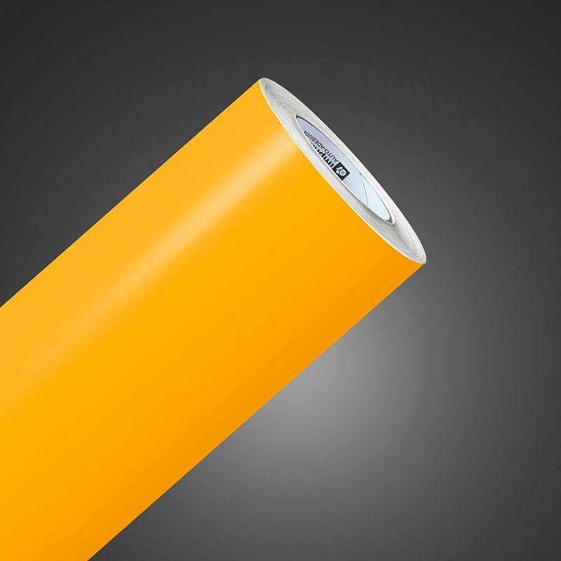 Adesivo Max Lux Amarelo Medio 1,22m x 1,00m