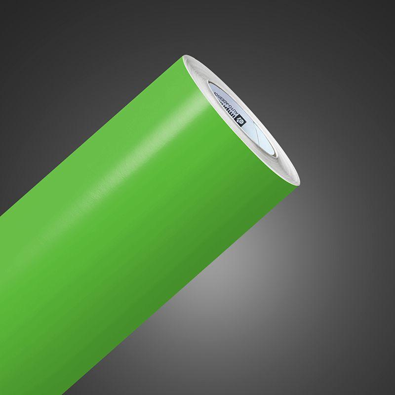 Adesivo Max Lux Verde Brilhante 1,22m x 1,00m