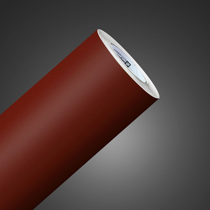 Adesivo Max Lux Vermelho Fogo 1,22m x 1,00m