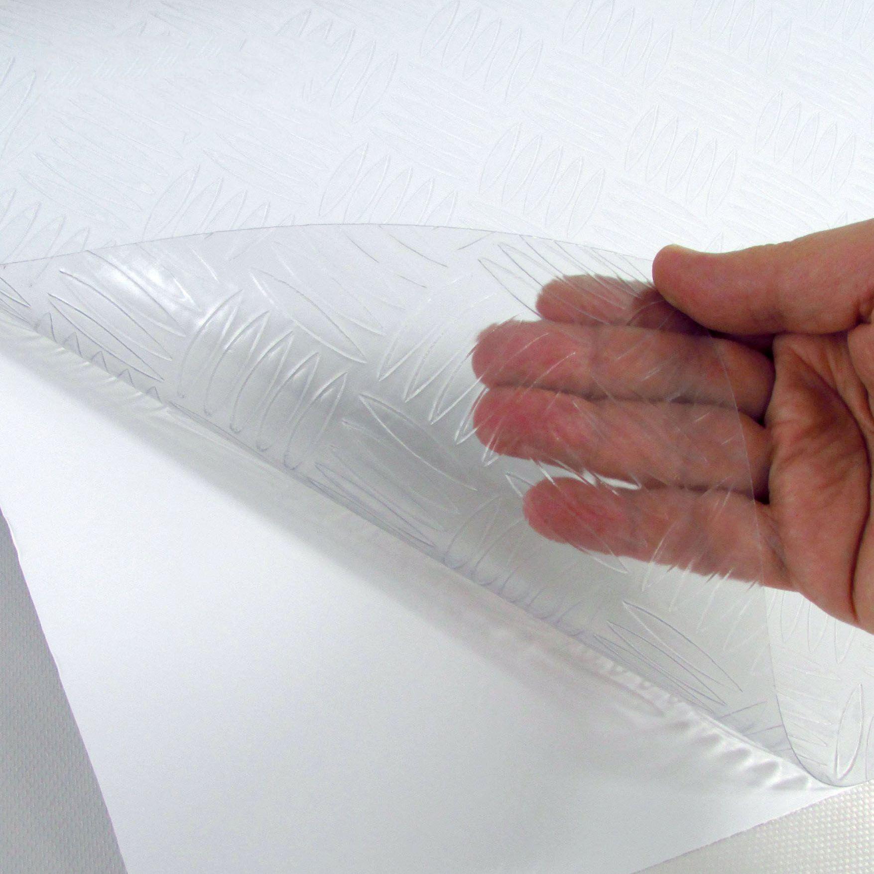 Adesivo Proteção Pisotak Cristal Bus 1,22m x 1,00m