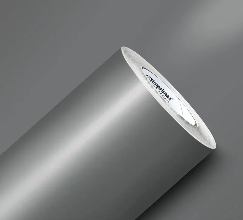Adesivo Silver Max Brilho Prata Infinito 1,22 x 1,00m