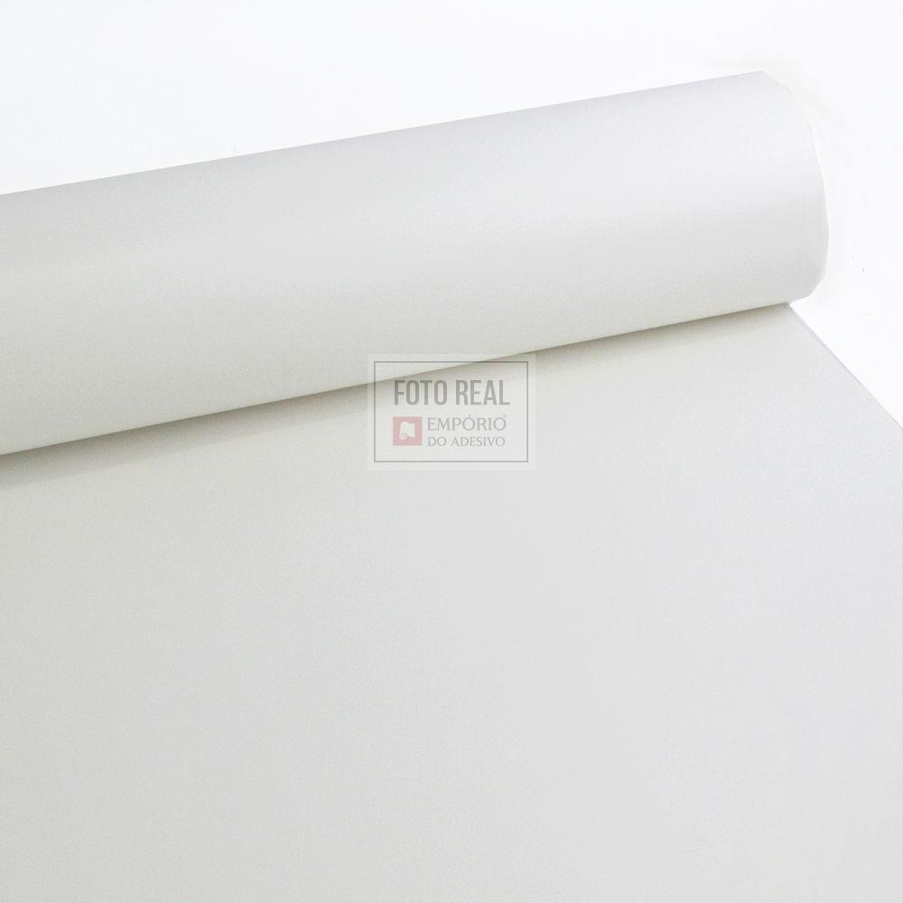 Adesivo Silver Max Fosco Branco 1,22 x 1,00m