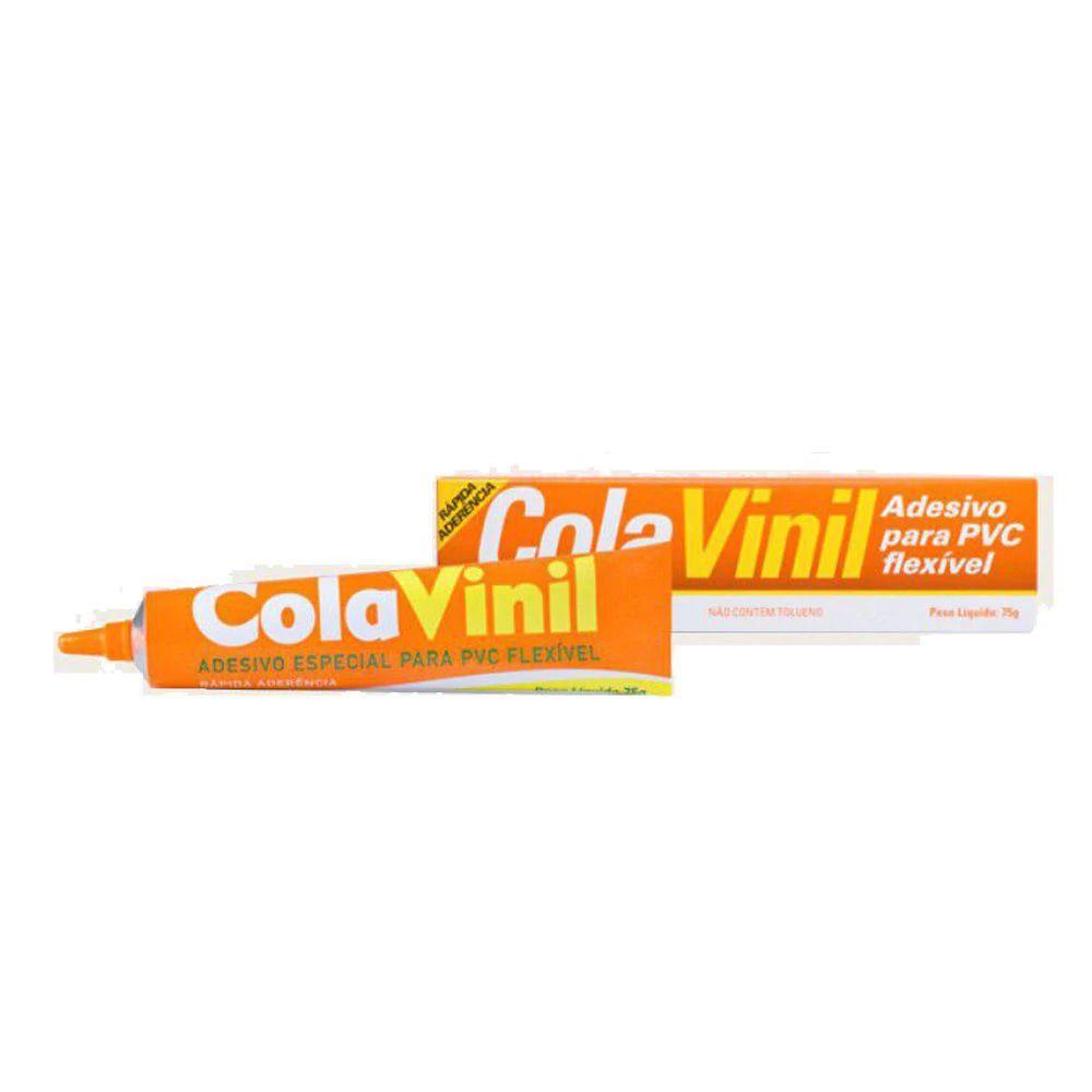 Cola Vinil Bisnaga 75 Gramas