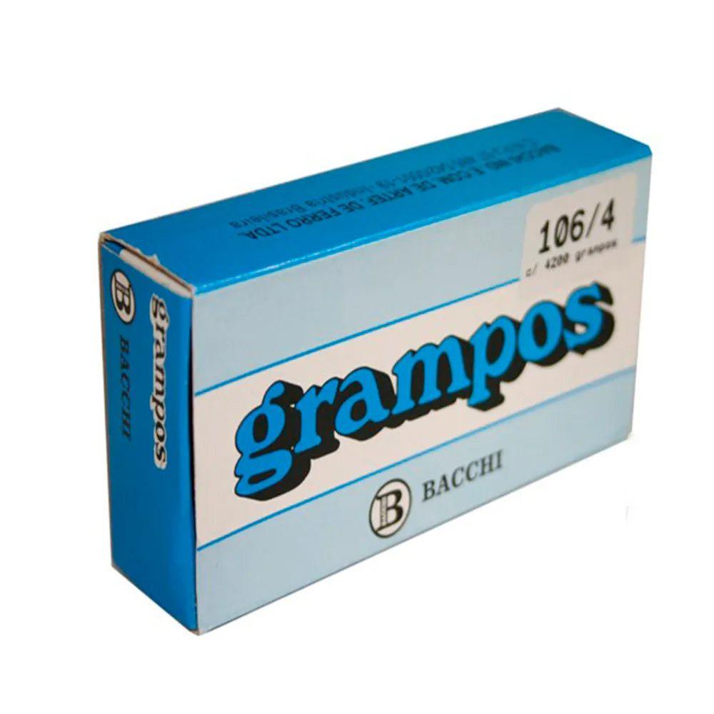 Grampo Rapid A13/6 C/ 5000 unidades