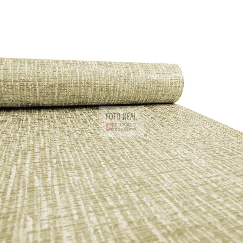 Papel de Parede Atemporal Bege Textura Sergipe 3715 0,52 x 10,00m