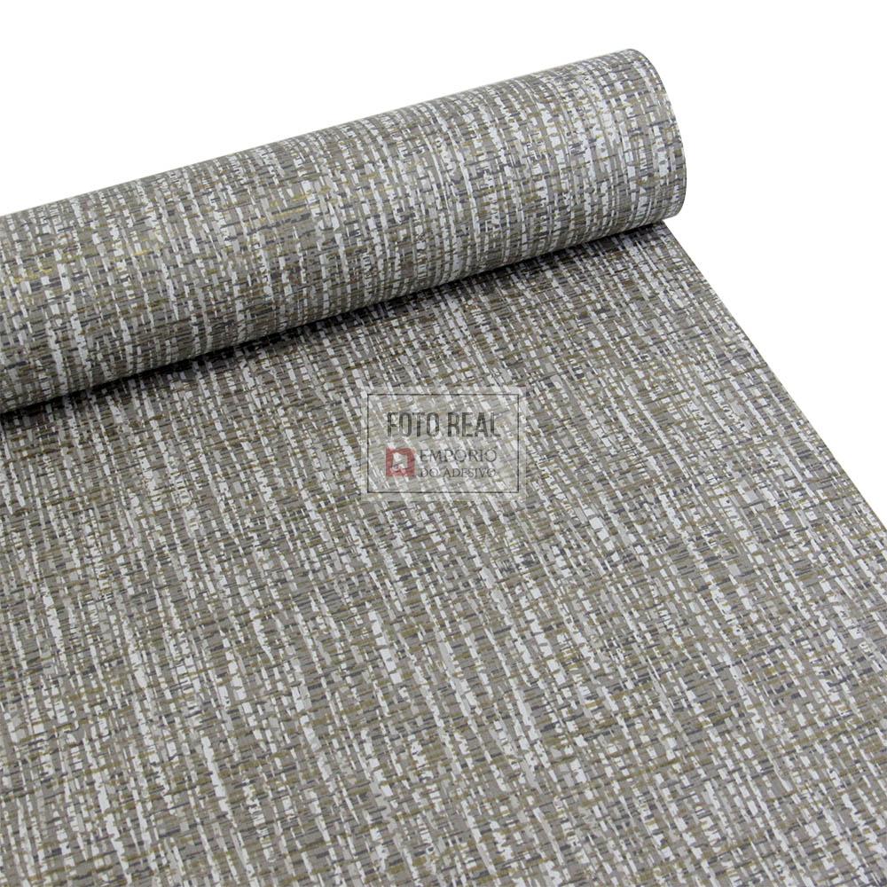 Papel de Parede Atemporal Marrom Textura Sergipe 3716 0,52 x 10,00m