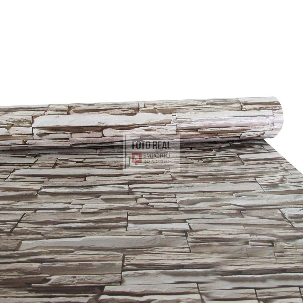 Papel de Parede Tacolado Canjiquinha Areia 0,47 x 2,60m