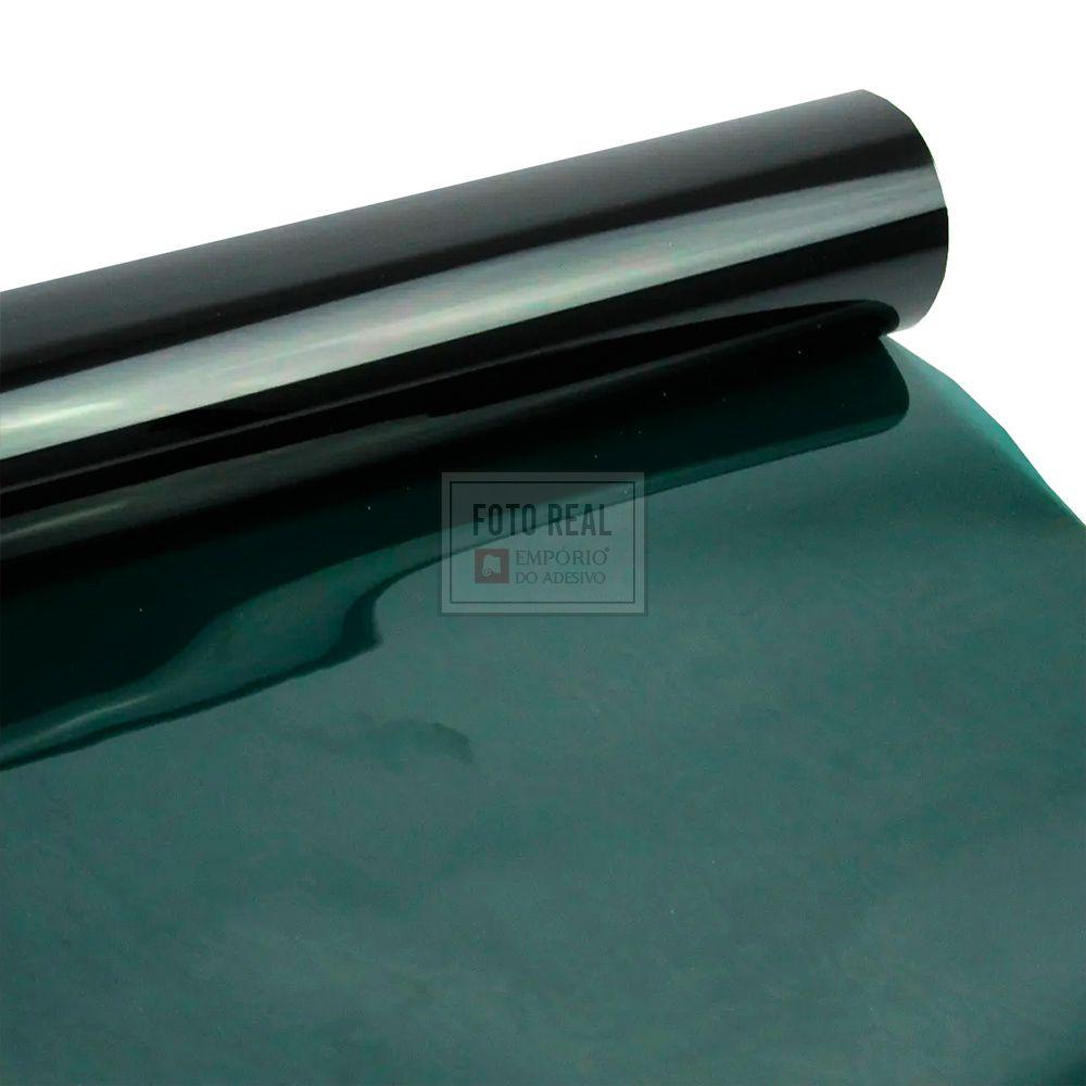 Película para Vidro Economico Verde G35 1,52m x 1,00m