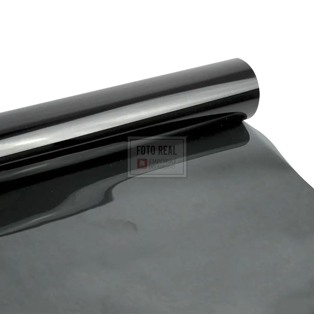 Película para Vidro Profissional Grafite G35 1,52m x 1,00m