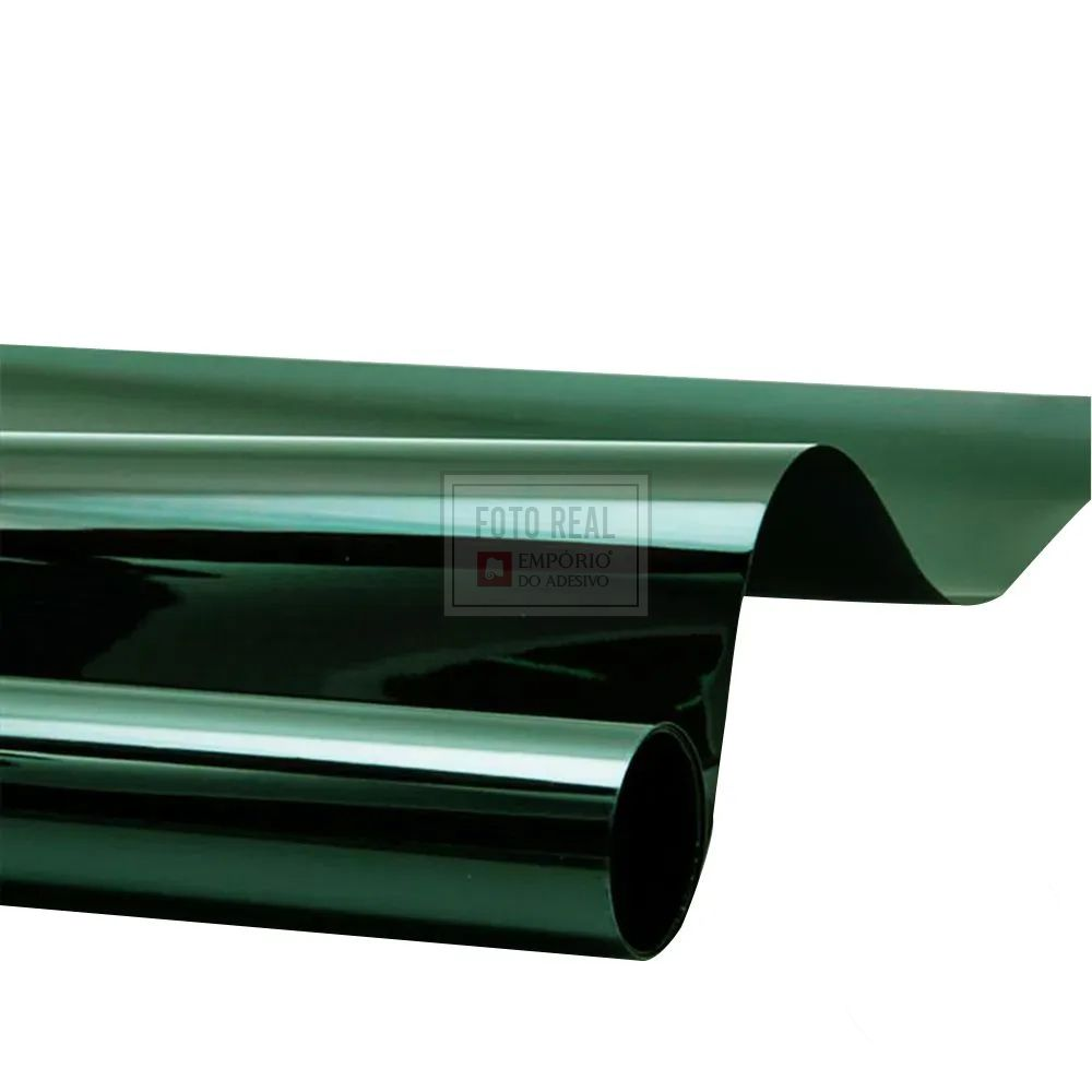 Película para Vidro Sr Titanium Verde G20 1,52m x 1,00m