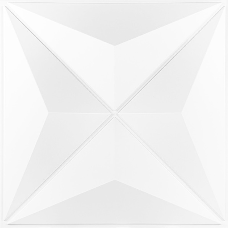 Placa 3D Autoadesiva Revestimento Pop Berlim 0,50 x 0,50cm