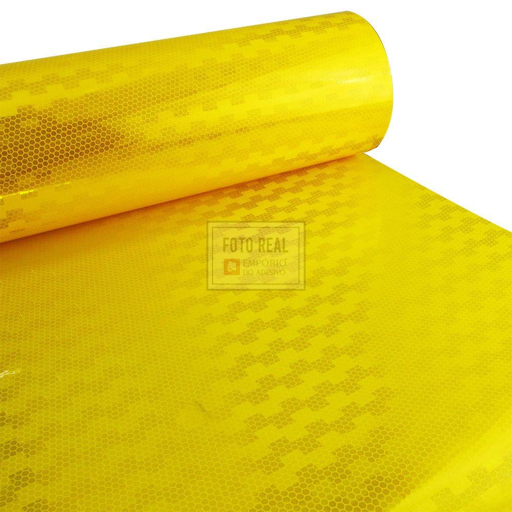 Refletivo Avery T2500 Gep Amarelo 1,22m x 1,00m