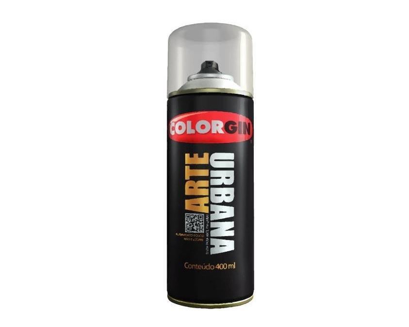Spray Arte Urbana Preto 945 400ml