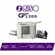 Duplicador Digital Riso Cv-1200 Cv1200 Grafica Rapida