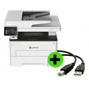 Multifuncional Lexmark MB2236ADWE Laser Mono Painel touch + CABO USB GRÁTIS