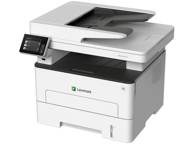 Impressora Multifuncional Lexmark MB2236ADWE Laser Mono Painel touch  - Loja Gomaq