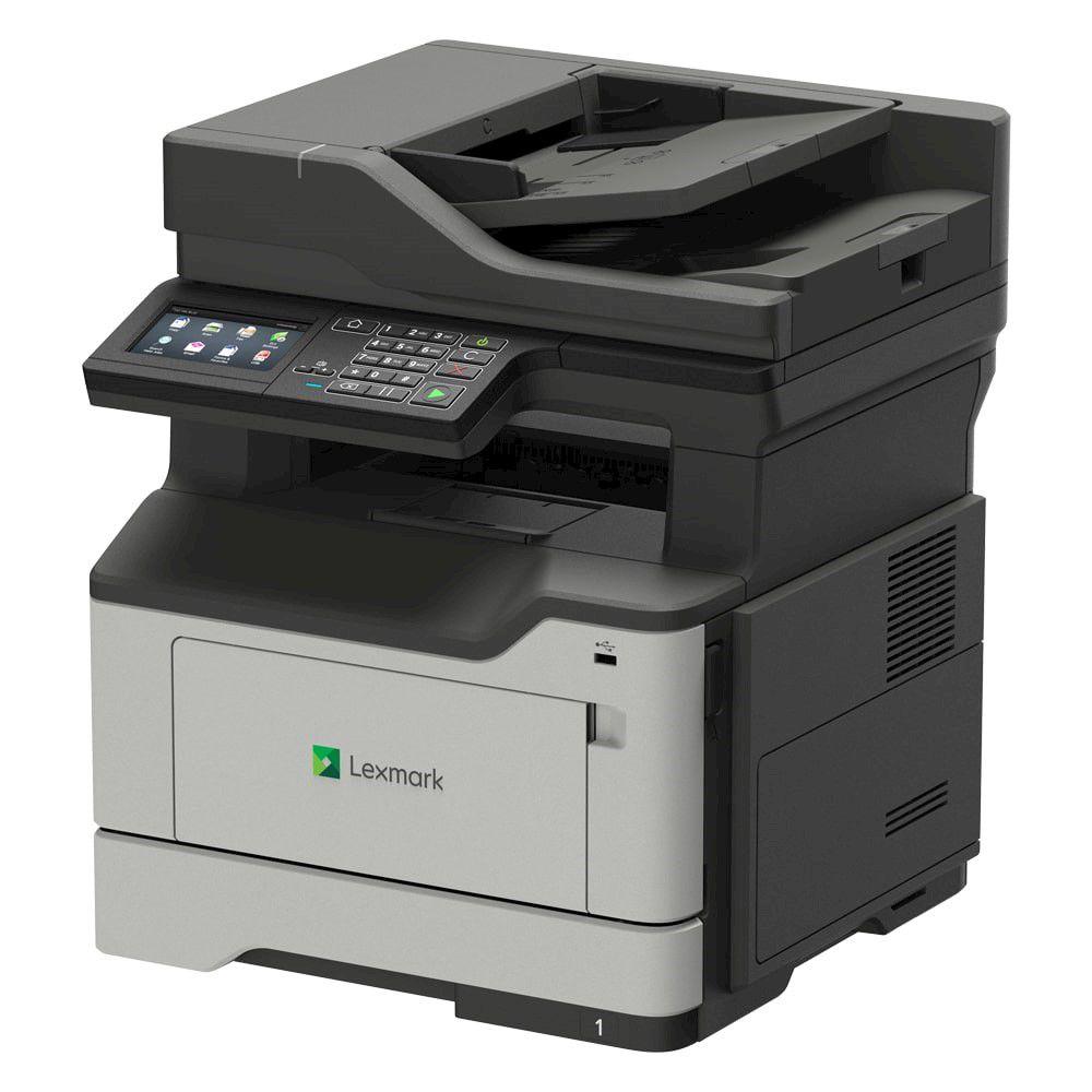 Impressora Multifuncional Lexmark MX-421ADE IMP Laser Monocromática  - Loja Gomaq