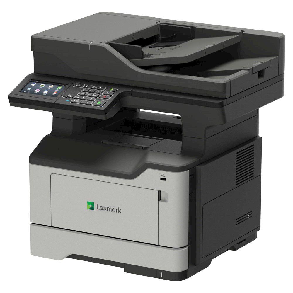 Impressora Multifuncional Lexmark MX-522ADHE PPB Laser Monocromática  - Loja Gomaq