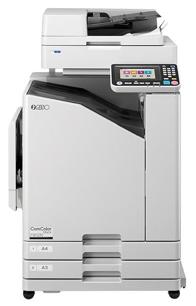 Impressora Riso ComColor FW 1230  - Loja Gomaq