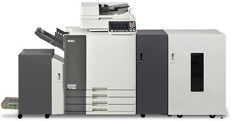Impressora Riso ComColor GD 9630  - Loja Gomaq