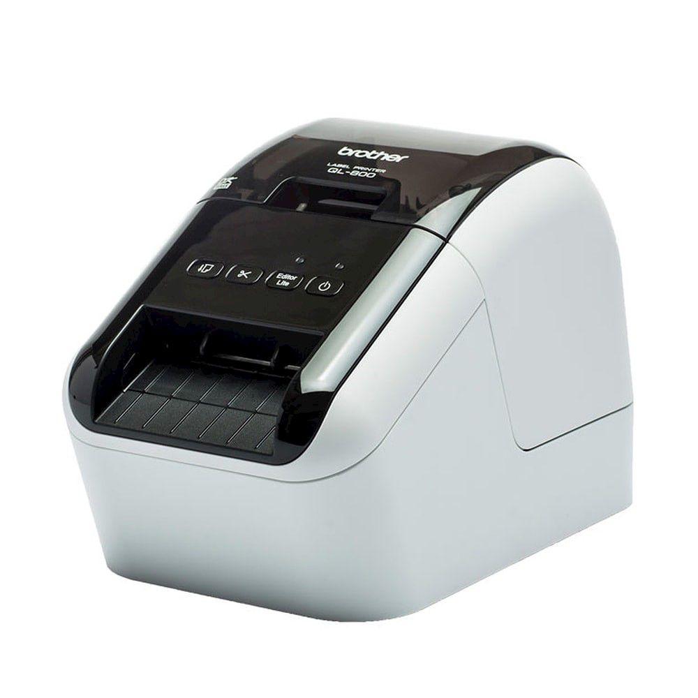 Impressora Térmica p/ Etiquetas Brother QL-800  - Loja Gomaq