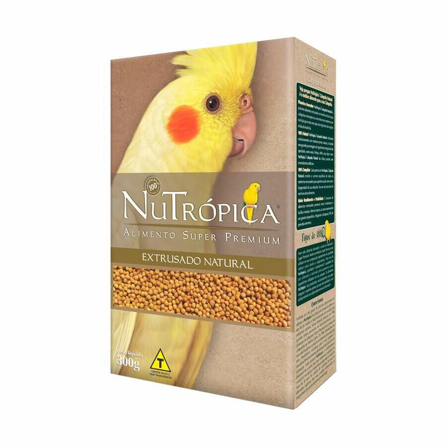 Ração Nutropica Calopsita Natural 300g