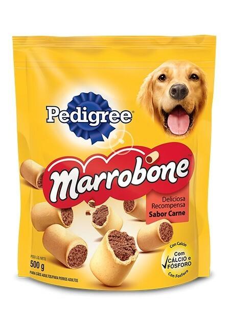 Petisco Biscoito Pedigree Carne Marrobone 500g