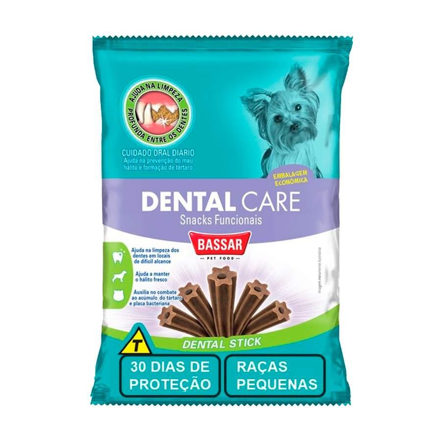 Petisco P/ CÃEs Dental Stick Bassar 110g