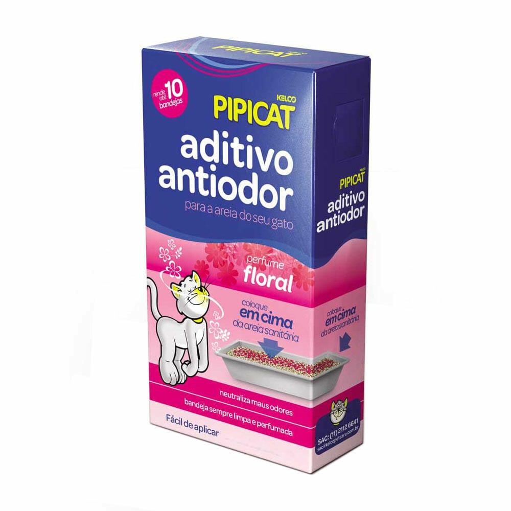 Aditivo Antiodor Pipicat Floral 500g