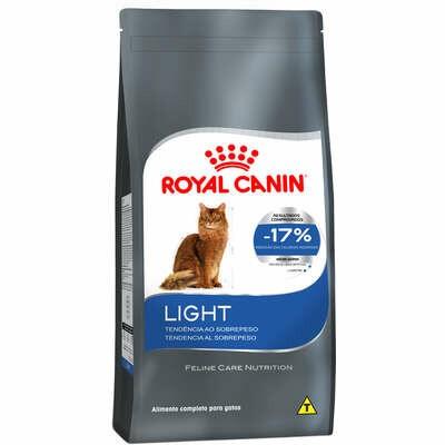 Ração Seca Gatos Royal Canin Light 7,5kg