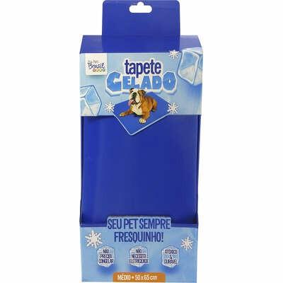 Tapete Gelado Refresca Calor Pet Tam. G 50x90cm