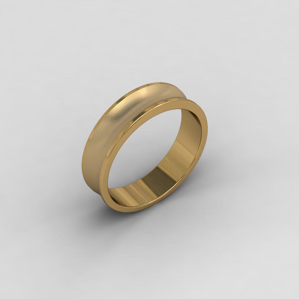 Aliança de Casamento Ouro Amarelo Priorità