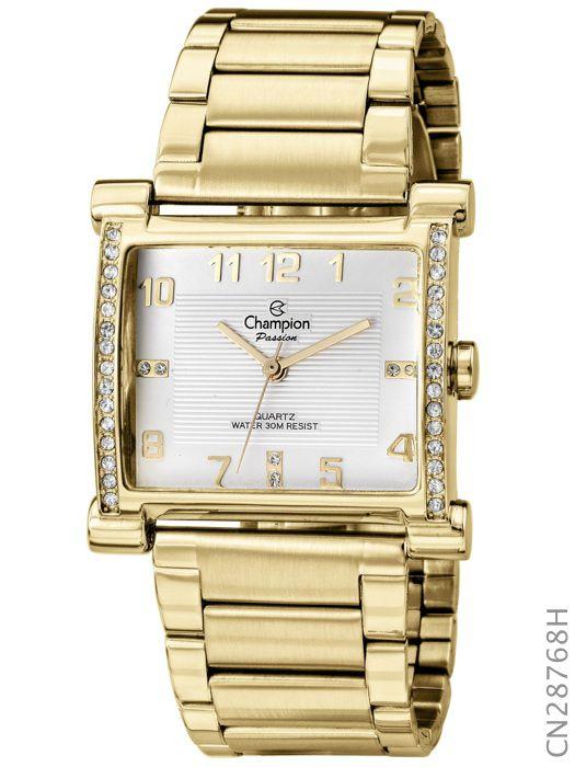 Relógio Analógico Passion Champion - CN28768H