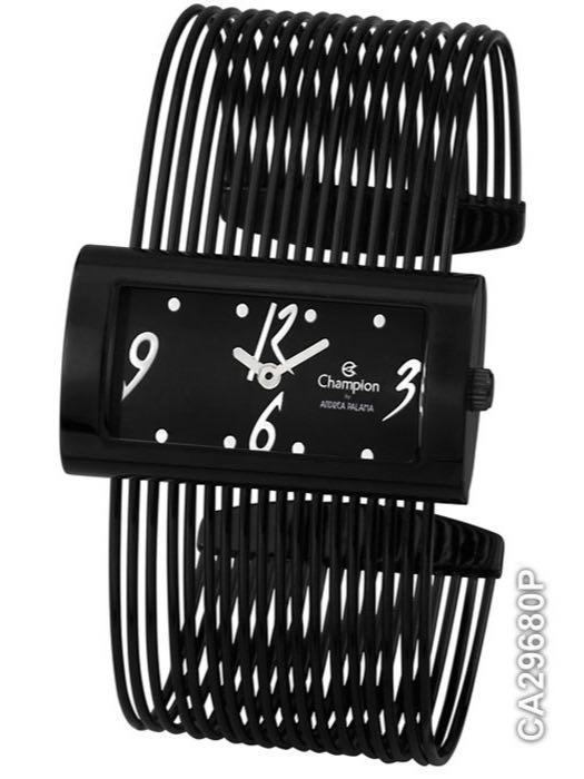 Relógio Analógico Social Champion - CA29680P