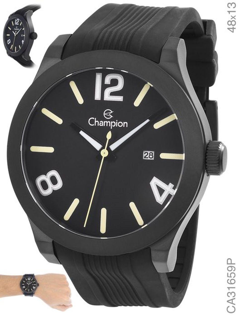Relógio Analógico Social Champion - CA31659P