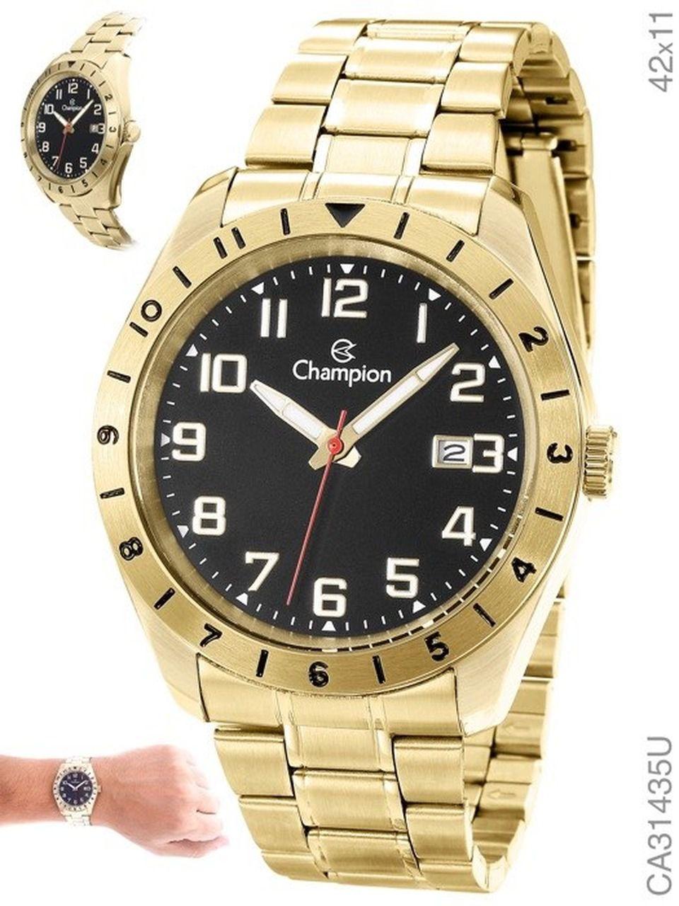 Relógio Analógico Sports Champion  - CA31435U
